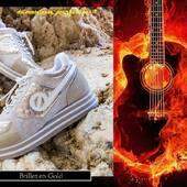 Mettez le feu avec ces Parko Jogger gold matelassées 💝💝💝 #shoes #sneakers #sneakersaddict #fashion #gold @nonameshoes