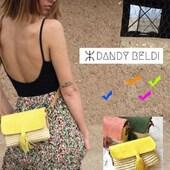 Les petits colorés, sacs en raphia de Dandy Beldi existent dans toutes les couleurs ! Choisissez votre préféré 🟢🟡🔵🔴🟠 #summer2021 #fashion #raphia #colors Dandy Beldi Handmade from Morocco www.balka.fr