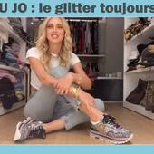 La bloggeuse italienne Chiara Ferragni adore les sneakers LIU JO et vous conseille ce modèle MaxiWonder24 ☀🌈💝 #sneakers #shoesaddict #chaussuresfemme #colors @Liu Jo