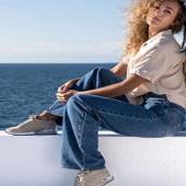 REQINS le modèle INES Crochet pour allier originalité et confort 😍😍😍 (Existe aussi en marine) #shoes #shoesaddict #fashion #sneakers #crochet #jeveuxceschaussures @reqinsofficiel